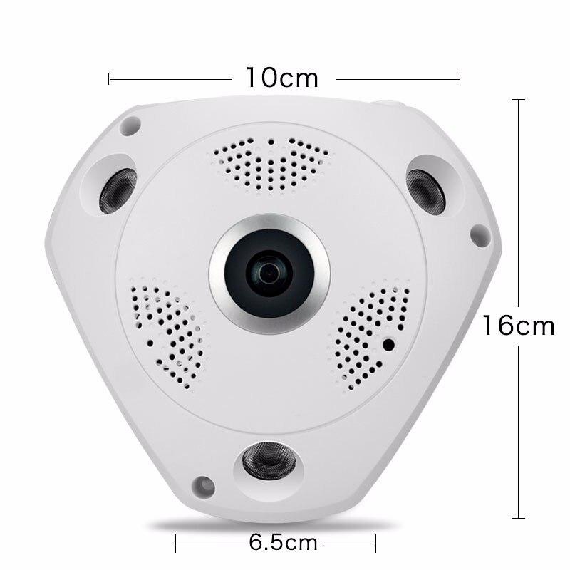 360 Degree Panorama CCTV Camera Wifi 5MP HD Wireless VR IP CameraRemote Control Surveillance Camera P2P Indoor Cam джинсы quelle b c best connections by heine 30498