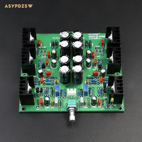 2016 NEW JLH1969 HOOD1969 Class A Headphone Amplifier Small Amp Preamp Finished Board