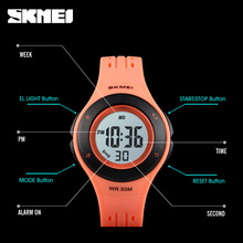 LED Sport Style Watch