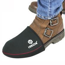 1 шт. мотоциклетная Защитная крышка для обуви, противоскользящая водонепроницаемая крышка, аксессуары для переключения передач