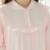 O Envio gratuito de Mulheres Camisola de Algodão Outono Inverno Roman Holiday Princesa Pijama Nightdress Sleepwear Tornozelo-Comprimento Branco s16008