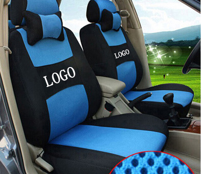 Astounding 4 Color Free Shipping Embroidery Logo Car Seat Cover Theyellowbook Wood Chair Design Ideas Theyellowbookinfo