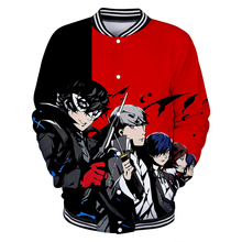 new goddess of the same thing 5 3D baseball uniform men women spring sunshine young anime long style jacket clothes