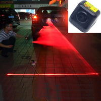 Vensmile Newest Anti Collision Rear End Auto Car Red Laser Tail Safety Fog Warning Light