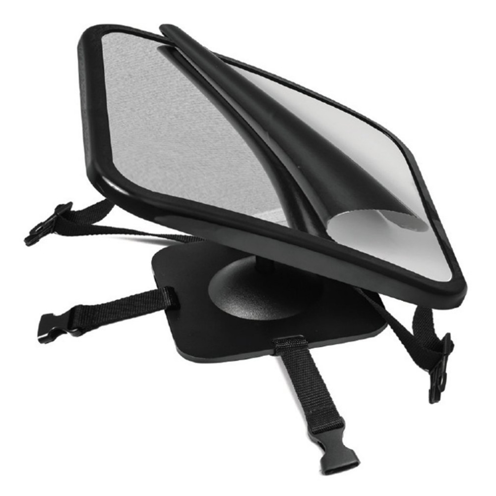 New Back Seat Mirror Car Safety Wide View Rear Child Infant Care Safety Baby Kids Monitor Headrest Mount Car-styling Hot Selling