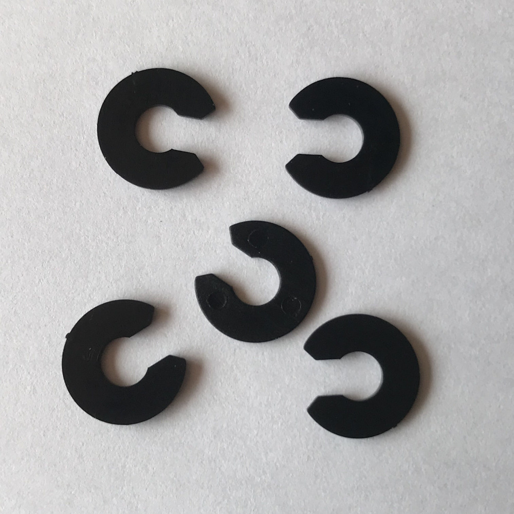(50pcs/lot) Noritsu C-Ring A004980-01/A004980 for QSS digital minilab a080877 noritsu qss3301 minilab roller substitute made of rubber