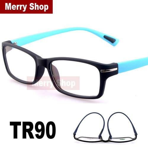 Glasses Frame Decoration : Fashion Women Men Glasses TR90 Frames Decoration Goggles ...