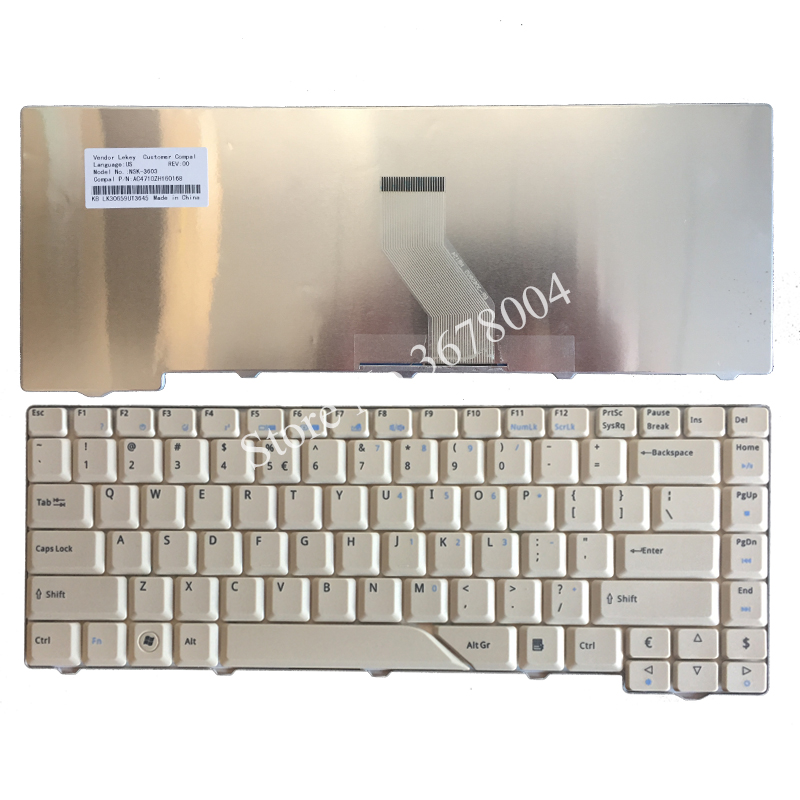 Aliexpress Com   Buy New Keyboard For Acer Aspire 4210