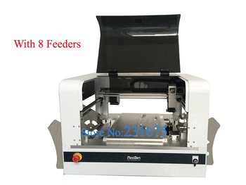 Small SMT Machines Pcb Assembly SMT Pick and Place Machine With Camera NeoDen4,NeoDen Tech machine