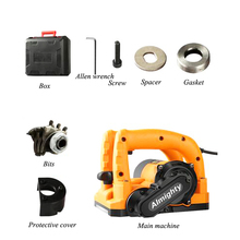 Planing Machine Wall Renovation Artifact Scratch Wall Concrete Scoop Dustless Electric Shovel Putty Machine SP-150B