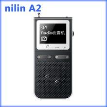 Reproductor de MP3 Construido en el Altavoz 1.8 En La Pantalla de 100 Horas de Reproducción con Radio FM, Grabadora de Voz, E-libro de Alta calidad londspeaker MP 3