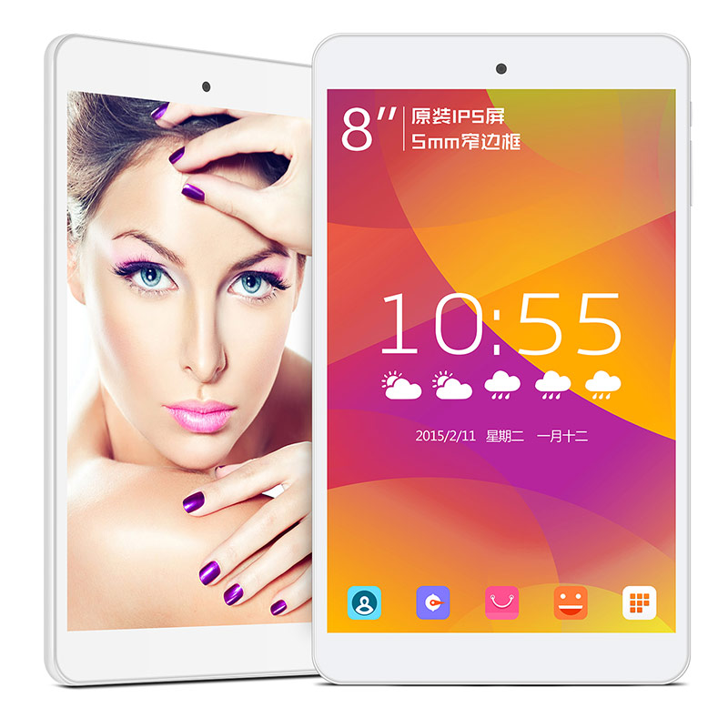 Teclast P80H PC Tablets 8 inch Quad Core Android 5 1 64bit MTK8163 IPS 1280x800 Dual