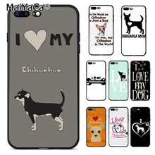 Cell-Phone-Case Chihuahua iPhone 12 I-Love-My Cover-Style 6s-Plus for 11 Pro 8/7/6/..