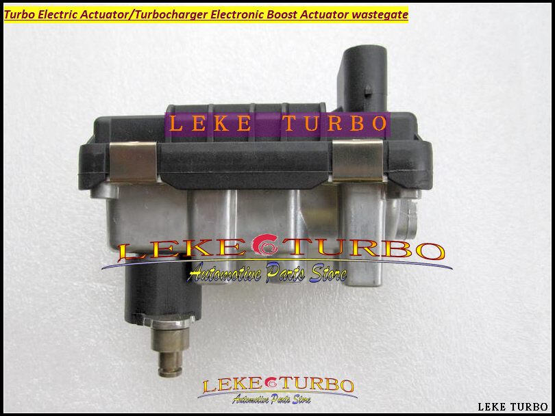 Turbo Electric Actuator G 31 G 031 G31 761963 6NW009483 6NW 009 483 6NW 009 483 Turbocharger Electronic Boost Actuator wastegate