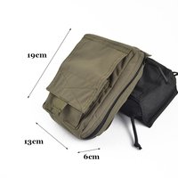 TYR MOLLE Trauma Medical First Aid Kit Pouch EMT Pouch CORDURA Modular Combat Hunting Camping Tactical Hike TW P051