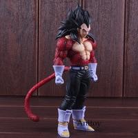 Dragon Ball GT Super Saiyan 4 Figure Vegeta PVC Dragon Ball Z Action Figures Toys Collectible Model Toy 27cm