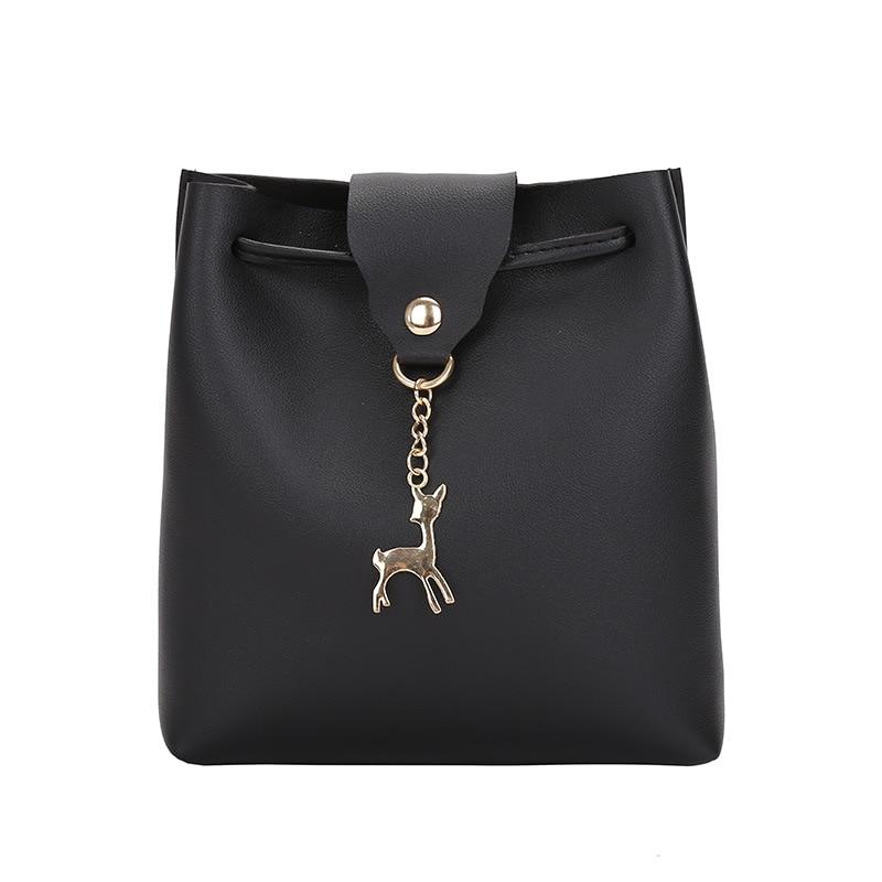 HENGJIALI 2018 Women's Bags Crossbody Bags Light Shoulder Bags Beach Bag Luxury Casual Fashion Cute Leather Handbags