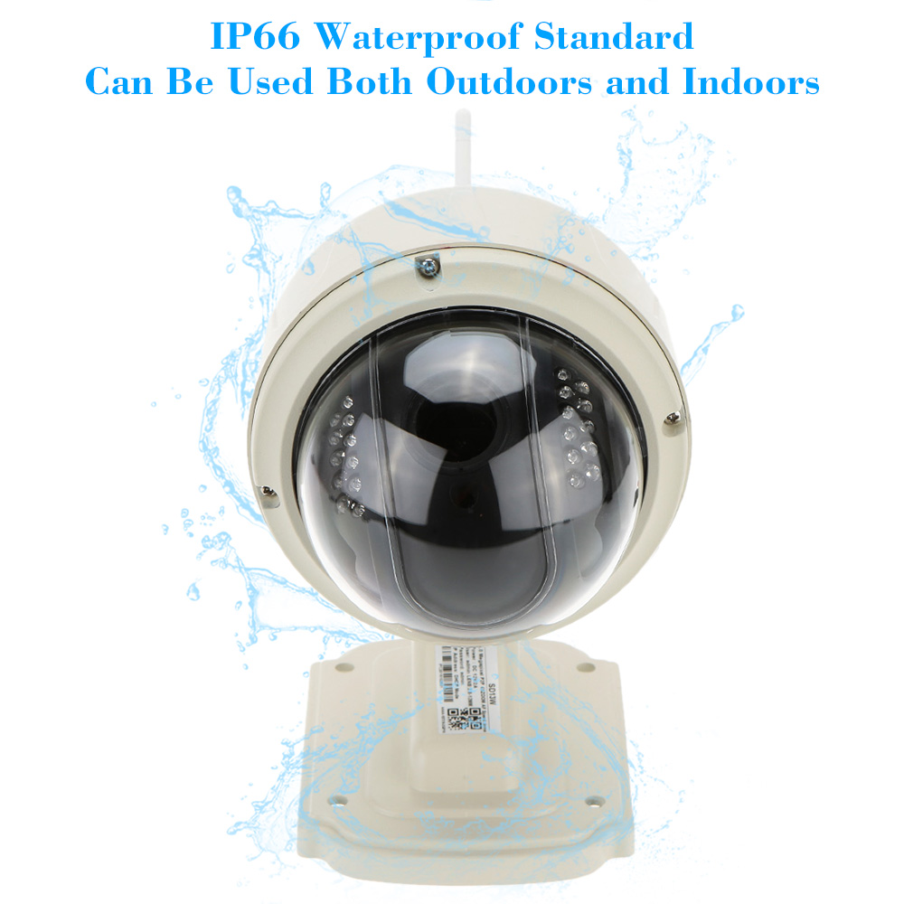 Image 3 - KKmoon 960P Wireless WiFi IP Camera Outdoor PTZ 2.8 12mm Auto focus Waterproof H.264 HD CCTV Security Camera Wifi Night Vision-in Surveillance Cameras from Security & Protection