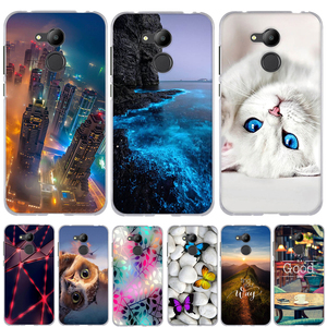 Case for Huawei Honor 6C Pro 6 c Case Cover TPU Silicone Soft Funda Coque for Huawei Honor 6C Pro Back Cover Bumper Protective(China)