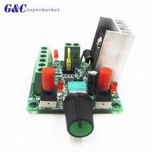 цены Stepper DC Motor Controller PWM Pulse Signal Generator Speed Regulator Board stepper drive signal