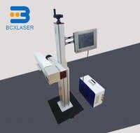Bcxlaser חדש עיצוב לטוס סיבי לייזר סימון