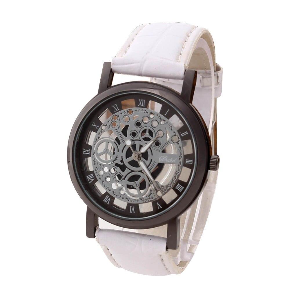 Hommes montres haut marque de luxe en acier inoxydable décontracté or Quartz analogique Date montre-bracelet de haute qualité pour livraison directe S7 11