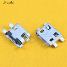 cltgxdd Micro USB jack connector for Lenovo phone K860 A710 A300 A68E A790e S880 P700 S850E S560 A390T s757 mini charging socket