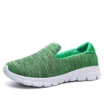 Shoes Breathable Spring  women's Shoes Casual  Shoes women's One Foot Flat Shoes Sports Ultra Light Large Size Shoes .CYL-3908