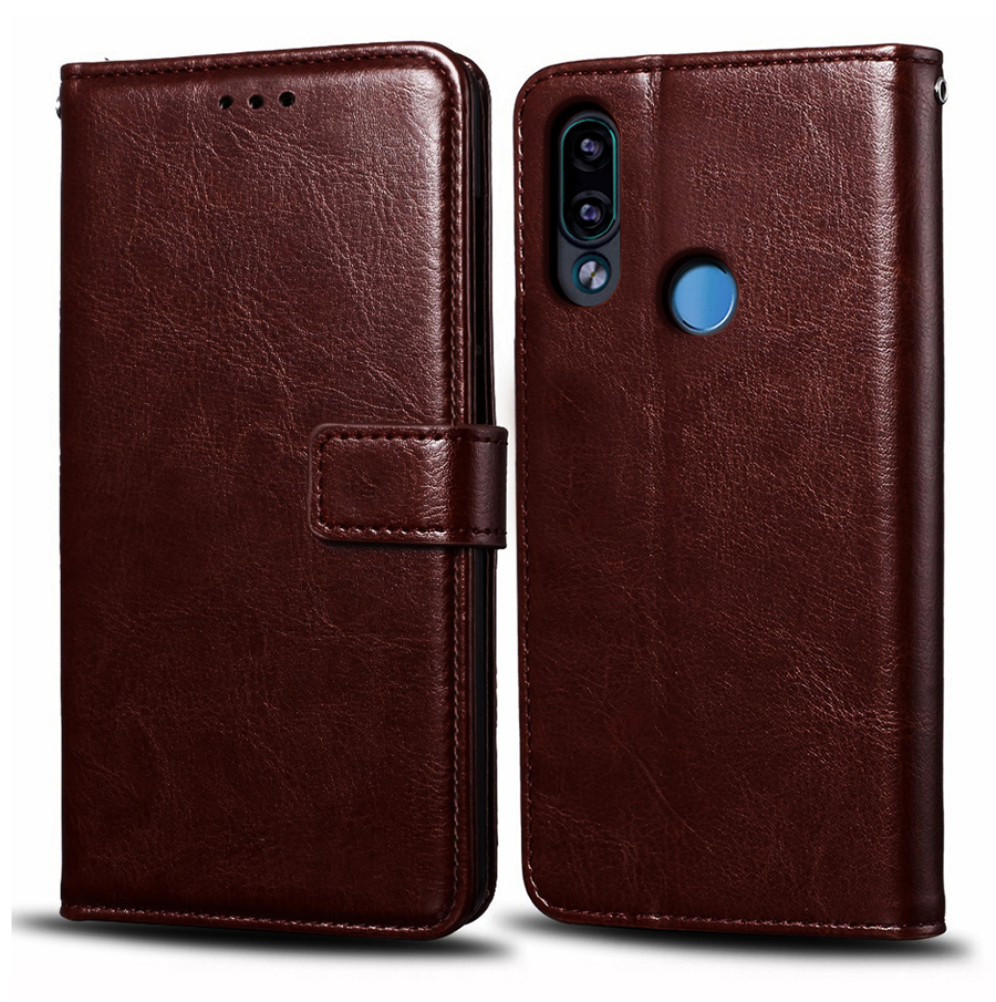 6.26″ Cases For Xiaomi Redmi 7 Case Cover Magnetic Flip Business Wallet Leather Phone case For Redmi 7 Coque with Card Holder