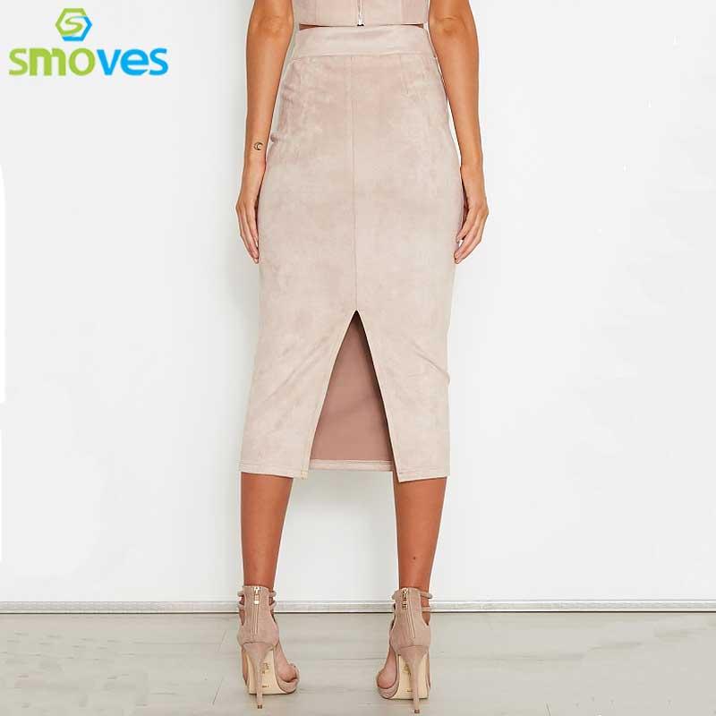 Женская юбка SMOVES 90/midi GS132