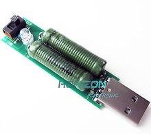 USB Нагрузки ResistancePower Резисторы Резисторы для Мобильных Устройств Старения модуль 2А 1А
