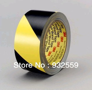 ФОТО Free shipping 3M Safety Stripe Tape 5702, used to identify and mark traffic areas and physical hazards