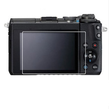 Protector de pantalla de vidrio templado para Canon G9X G9XII G7X G7XII Mark 2 II MK2 Mark2 G5X/G9 G7 G5 X/G1XIII G1X III M6 M100 M50