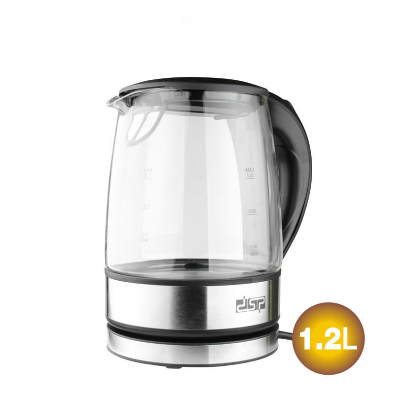 DSP Electric Kettles 220V 360 Degree Swivel Base 1370W Smart Constant Temperature Control Water home 1.2L Thermal Insulation