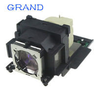 Free shipping 610-352-7949 / POA-LMP148 Compatible projector lamp with housing for SANYO PLC-XU4000;EIKI LC-WB200/HAPPY BATE