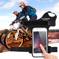 For iPhone 7 6S Plus Thumb Buckle Cycling Riding Running Sport Arm Band Case Cover For Samsung Galaxy S7 S6 Edge Plus S5 A5 A7