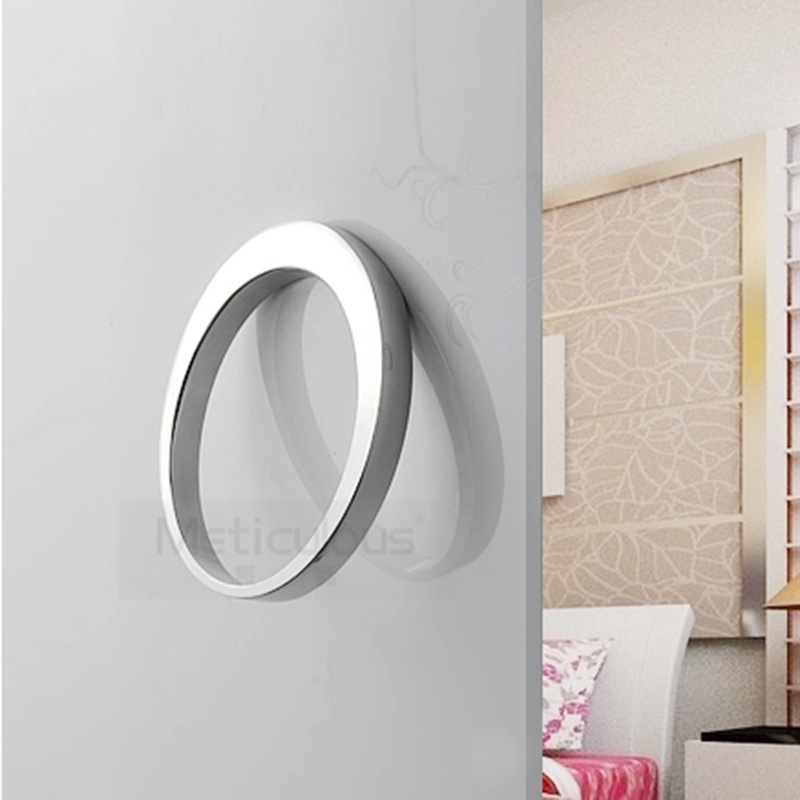 Meticulous Kitchen Cabinet Round Knob Chrome Ring Pulls 32mm Drawer Handle  Furniture Door Cupboard Knobs And