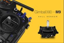 Высокое качество FrSky M9-Gimbal M9 Высокая чувствительность зал Сенсор Gimbal для Таранис X9D и X9D плюс