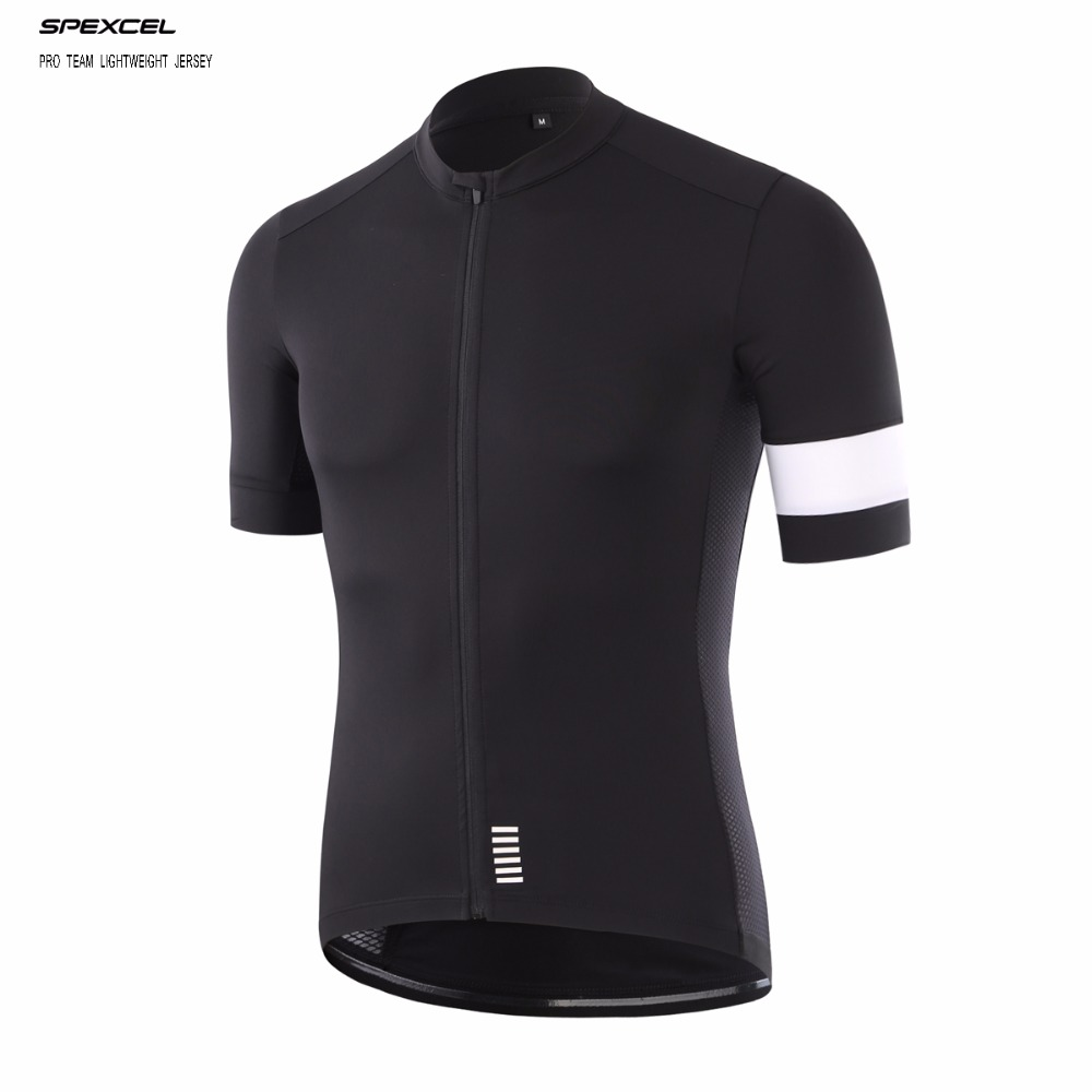 2017 NEW Fabric climber top full black PRO TEAM CYCLING JERSEY SHORT SLEEVE Climber cycling gear Ropa Ciclismo free shipping цена