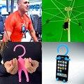 Силиконовые Сотовый Телефон Владельца Гибкая Автомобилей Инструменты Автомобильный Держатель Телефона Универсальный Кремния Телефон Стенд Funny Man Форма Мобильных Аксессуаров