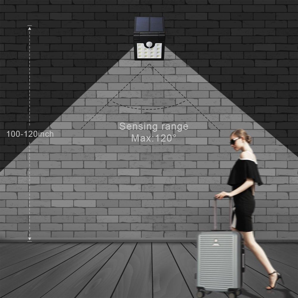 Lâmpadas Solares dcoo dobra energia solar sensor Features : Waterproof