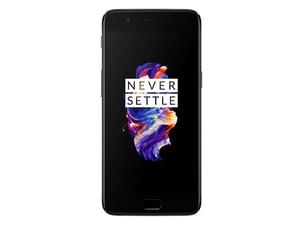 "Image 5 - New Unlock Original Version Oneplus 5 Smartphone 5.5"" 8GB RAM 128GB Dual SIM Card Fingerprint Dual Back Camera Mobile Phone"
