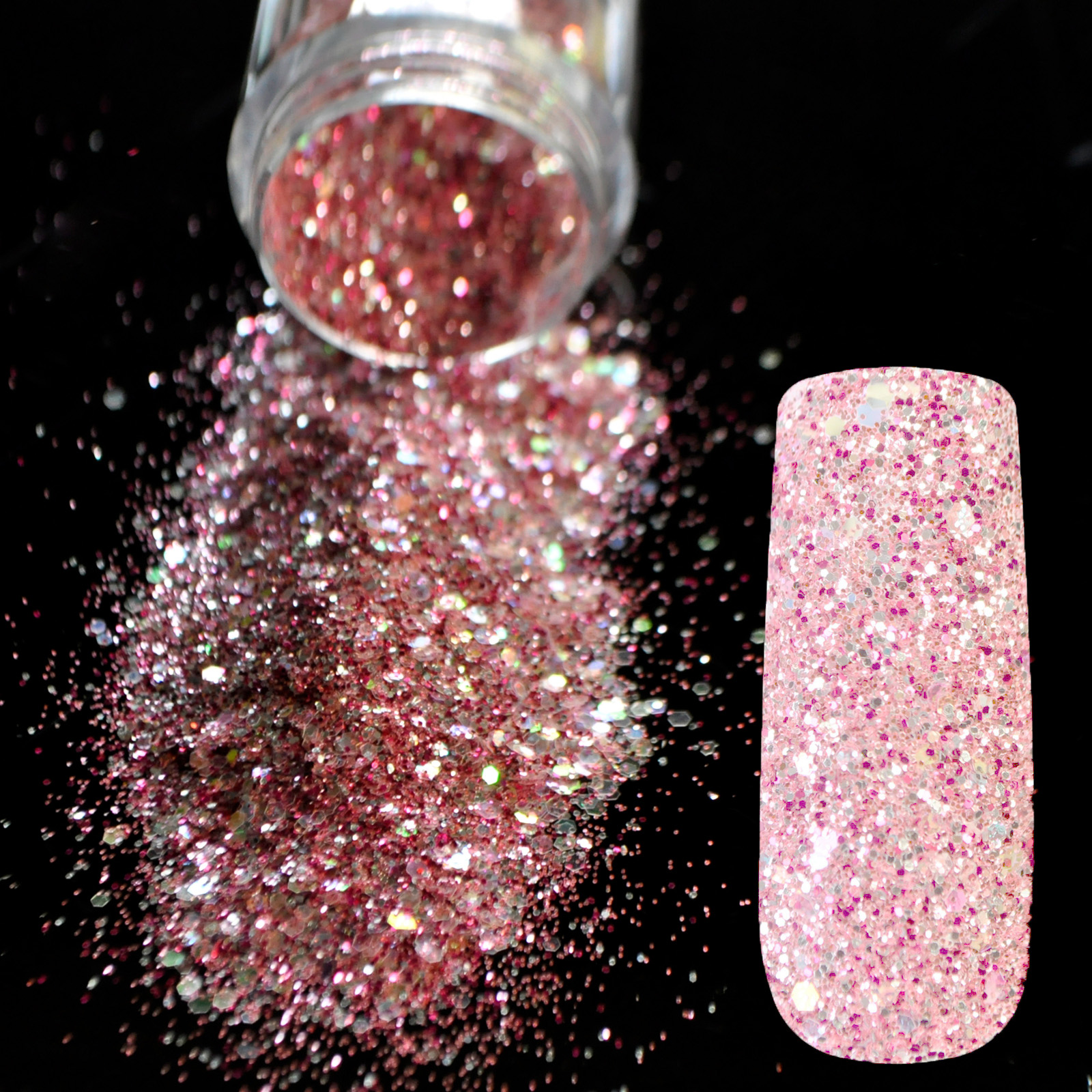 Acquista all'ingrosso Online iridescente glitter da Grossisti ...