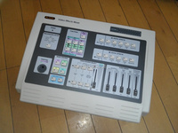 4 way live production switcher Video Mixer Four channel NTSC/PAL video switch CMX109