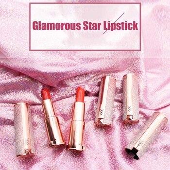Women Lipstics Starry Long Lasting Moisturizing Matte Lip Sticks for Women Makeup 88