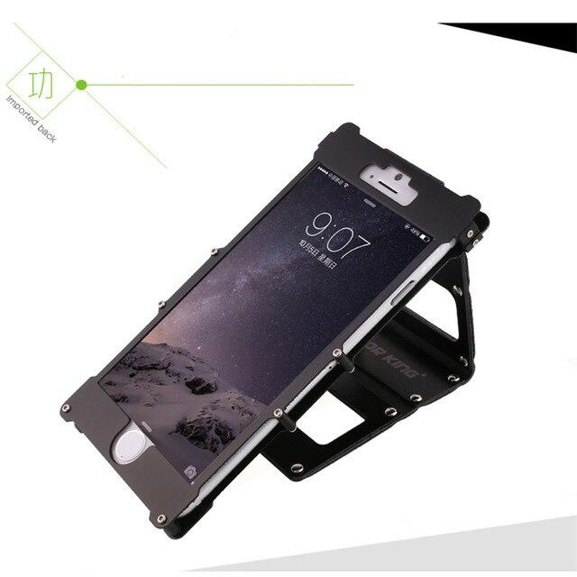 coque iphone 8 plus acier
