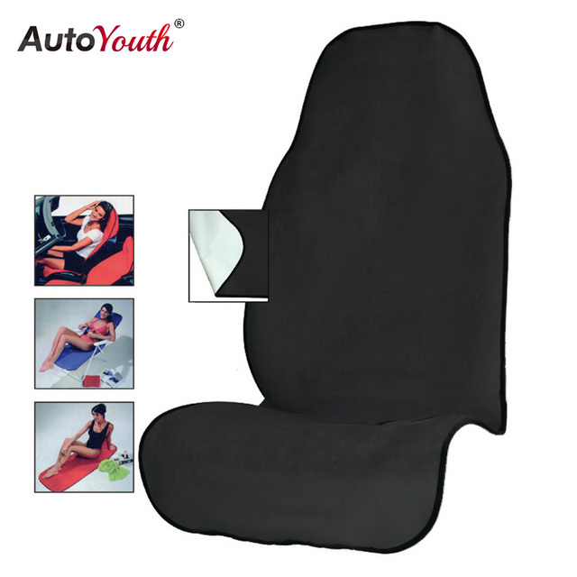 Towel Car Seat Cover For Athletes Fitness Gym Running Beach Swimming Outdoor Water Sports Machine Washable