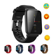 JQAIQ Smart Watch Heart Rate Monitor Fitness Tracker Smartwatch Sleep Message Display Multi-sport Model For Ios Android