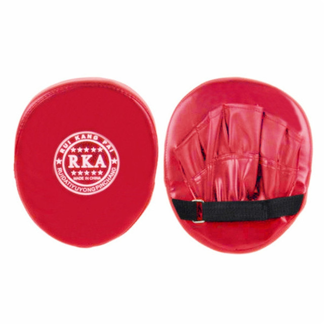 1pcs Boxing Training Hand - Target MMA Martial Thai Kick Pad Kit Black Karate Punch 3
