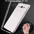 Ultrathin for Samsung Galaxy A5 2017 Cases Cover Transparent TPU Soft Protective For Samsung Galaxy A5 2016/A5 2015 Case bags